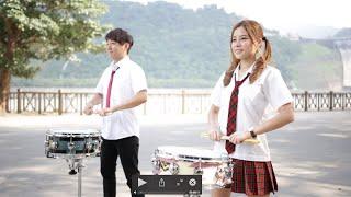 getlinkyoutube.com-妖怪手錶   鼓棒體操 + 舞蹈 cover by 阿威 曼青