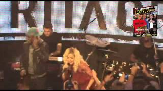 Rita Ora - R.I.P (live @ Paris) (ft. Black M)