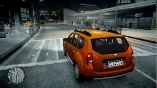 Dacia / Renault Duster GTA IV MOD