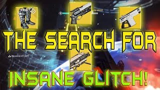 Destiny - The Search For - Insane Glitch!  Another Freakin Gjallarhorn! - #34
