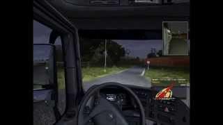 Życie wirtualnego kierowcy ciężarówki  ETS 2  #3