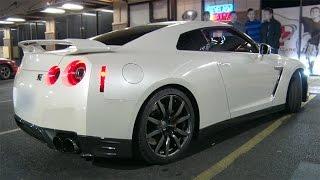 San Antonio STREET RACING - GT-R Slaying on the STREET!
