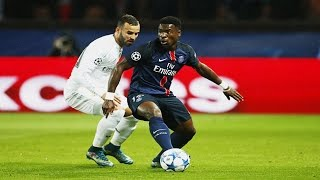 getlinkyoutube.com-Serge Aurier vs Real Madrid Home HD 1080i (21.10.2015) by BarcaScout