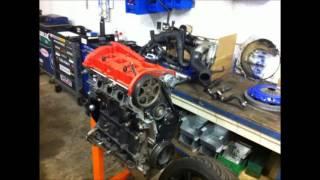 getlinkyoutube.com-Polo 6n 1.8T K04-064 TFSI Turboumbau. Leistung: 315PS/440Nm bei 1.7 Bar Ladedruck