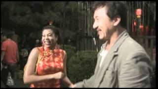 getlinkyoutube.com-Intervista a Taraji P. Henson - The Karate Kid - La leggenda continua in BLU-RAY e DVD
