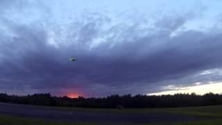 getlinkyoutube.com-Scorpion Sky Strider + LED lights - LOS @ Dusk