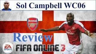 getlinkyoutube.com-I Love FO3 | Sol Campbell WC06 Review | Đánh Giá Sol Campbell WC 06 Fifa Online 3