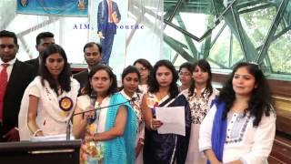 getlinkyoutube.com-Dr Babasaheb Ambedkar Jayanti 2015, Melbourne,Australia - Main Event