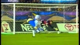 Boca 2 Real Madird 1 Copa Intercontinental 2000 (Resumen Completo)