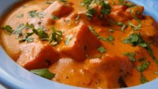 getlinkyoutube.com-Paneer Makhani or Makhanwala or Paneer Butter Masala (Indian cheese in creamy sauce)