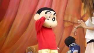 getlinkyoutube.com-クレヨンしんちゃん 握手会 印西 BIG HOP