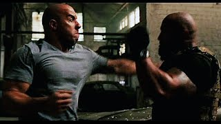 getlinkyoutube.com-Toretto vs. Hobbs - Español Latino
