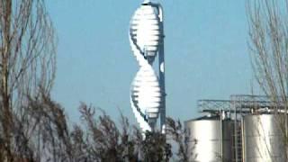 getlinkyoutube.com-Eolico 5 Kw - Helix Wind