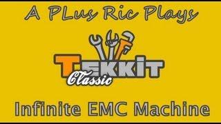 getlinkyoutube.com-Tekkit Classic: Infinite EMC Machine