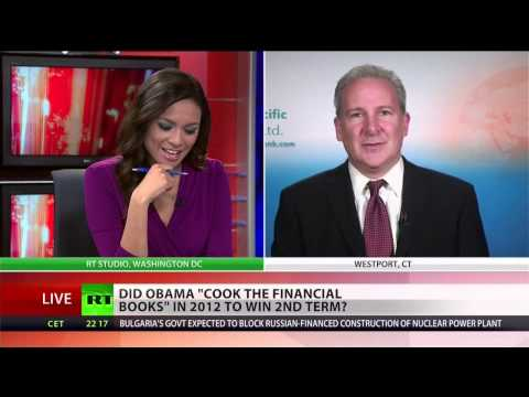 Peter Schiff: Obama recession will be worse than the Obama recovery