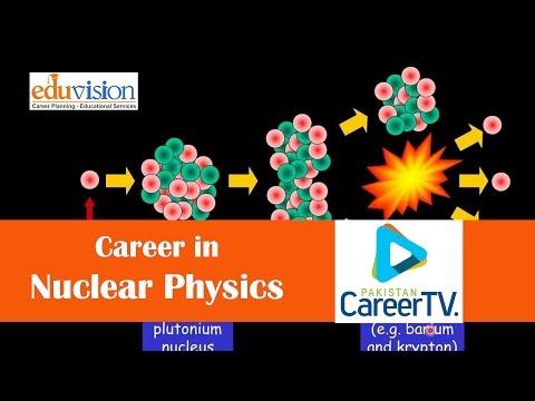 Career in Nuclear Physics