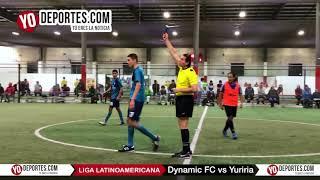 Dynamic FC vs. Yuriria Liga Latinoamericana Champions