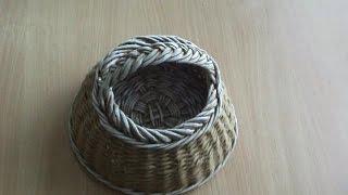 getlinkyoutube.com-Papierové pletenie: Jednoduchá uzávierka/Paper weawing: Easy ending