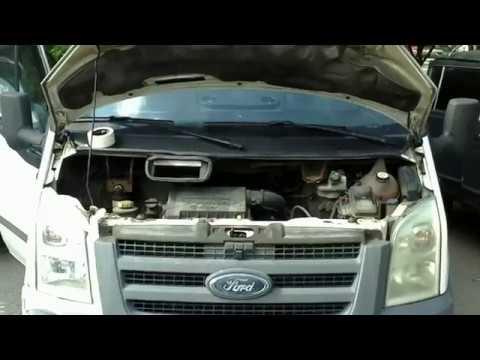 Где предохранитель противотуманных фар у Ford Tourneo Custom
