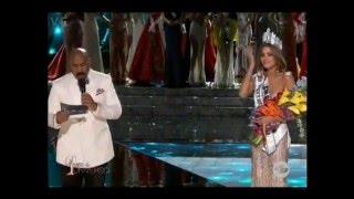 getlinkyoutube.com-Miss Universo 2015 Equivocación
