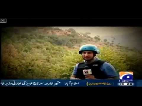 Geo News POP Exclusive LOC coverage PROMO Kotli Azad Kashmir