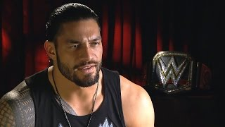 getlinkyoutube.com-Roman Reigns and Seth Rollins' history, in The Big Dog's words