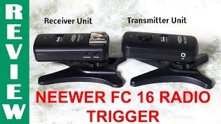 getlinkyoutube.com-Neewer FC-16 Radio Speedlite Trigger Review
