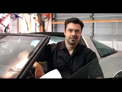 How To Remove, Paint & Restore Interior Door Panels - CorvetteC4