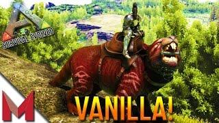 getlinkyoutube.com-VANILLA ARK -=- Thylacoleo: BEST ARK MOUNT EVER CREATED! -=- ARK: SURVIVAL EVOLVED GAMEPLAY -=- S1E9