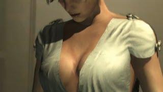 getlinkyoutube.com-Resident Evil 6 : Sherry's Boobs?!!