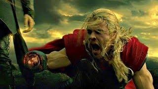 Loki Cuts Off Thor's Hand (Scene) Thor: The Dark World (2013) Movie CLIP HD