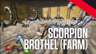 getlinkyoutube.com-ARK: Survival Evolved - Scorpion Brothel (Farm)