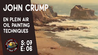 getlinkyoutube.com-Fine Art tips on How to Paint Plein Air in New Zealand with John Crump on Colour In Your Life