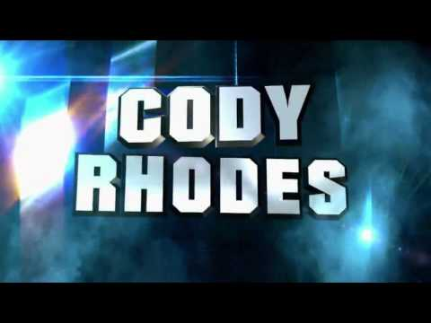 CODY RHODES NEW 2011 TITANTRON HD