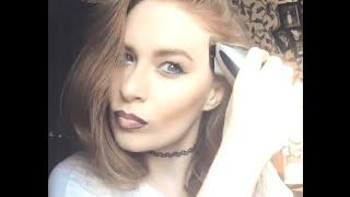 getlinkyoutube.com-Headshave   Gorgeous Girl Shaving her Head