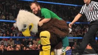 getlinkyoutube.com-SmackDown: Hornswoggle vs. The Soaring Eagle