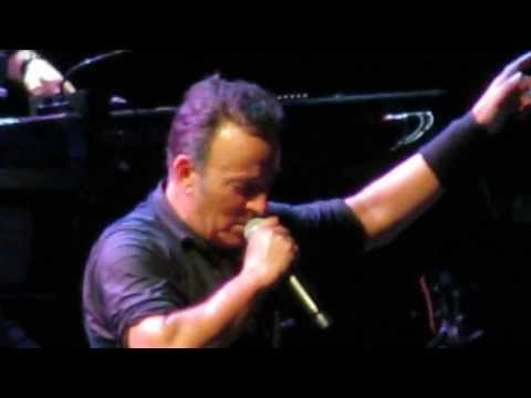 My Hometown - Bruce Springsteen - Live @ San Siro (Milano) 3 giugno 2013