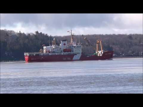 Click to view video Edward Cornwallis - IMO 8320470