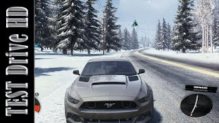 getlinkyoutube.com-Ford Mustang GT Fastback   Perf Spec - 2015 - The Crew - Test Drive Gameplay (PC HD) [1080p]
