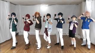 getlinkyoutube.com-【Stage☆ON】マジLOVEレボリューションズ踊ってみた【公式振付】