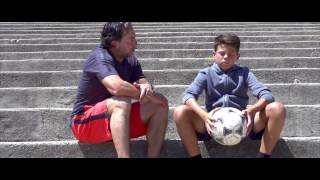 """YOUNG RONALDO PART 3 """"Dare To Dream"""" by Jared Sagal"""