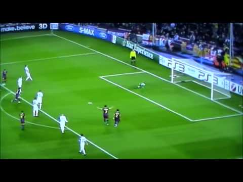 Best of Barcelona Goals 1994 - 2011