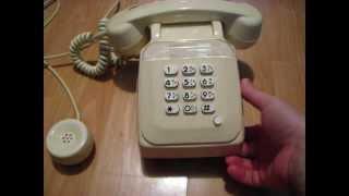 getlinkyoutube.com-Téléphone à fréquences vocales SOCOTEL S63