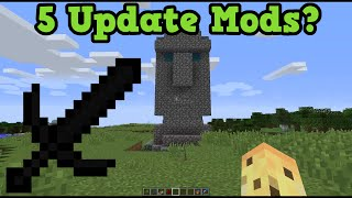 getlinkyoutube.com-Minecraft - 5 Mods That Should Be In Updates