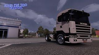 getlinkyoutube.com-Euro Truck Simulator 2 - Scania 124