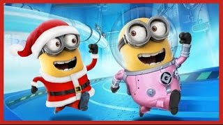 getlinkyoutube.com-Миньоны. Зима 7 серия. Minions. Christmas. Гадкий Я. despicable me