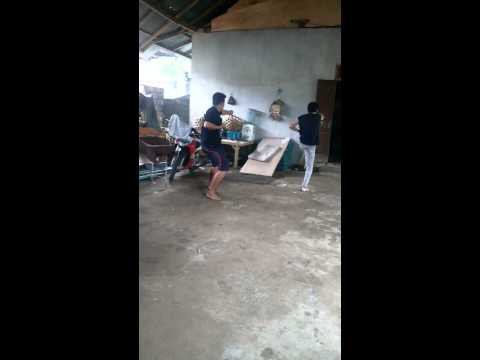 Video silat tangguh
