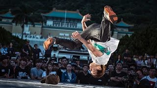 Blond vs Taisuke - FINAL - Red Bull BC One Asia Pacific Final 2014