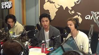 [Super K-Pop] 아이콘 (iKON) - 영어로 각자 자기소개 한마디씩~ (Self-Introduction in English)