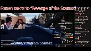 getlinkyoutube.com-Forsen's  reaction to Revenge of the Scamaz